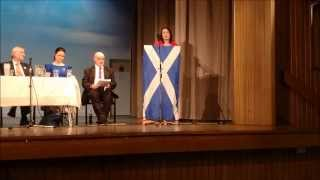 Brora Question Time -