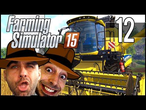 Farming Simulator 15 : Lamborghini Tractor & Investments! – Ep.12