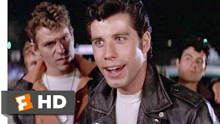 Grease movie clips: http://j.mp/1BcPM13 BUY THE MOVIE: http://amzn.to/sYYtPs Don't miss the HOTTEST NEW TRAILERS: ...