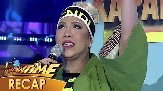 Video Funny and trending moments in KapareWho | It's Showtime Recap | April 23, 2019 MP3, 3GP, MP4, WEBM, AVI, FLV Agustus 2019