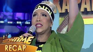 Video Funny and trending moments in KapareWho | It's Showtime Recap | April 23, 2019 MP3, 3GP, MP4, WEBM, AVI, FLV Juli 2019