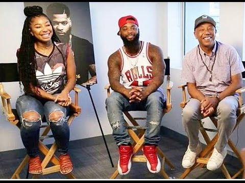 King Keraun, Simone Shepherd & Russell Simmons Talk Major Deal Movie with The Source Magazine