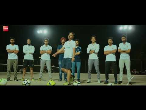hdwon TV Ronaldo Da Fan FULL VIDEO TKNS DFM Punjabi Song 2017