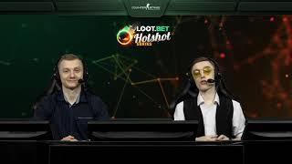 (RU)   LOOT.BET Hotshot Series S2   Tricked vs NoChance   map 2  by @Mr_Zais & @zloba13