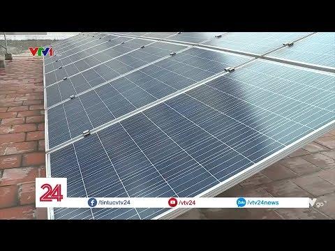 Người dân có thể bán điện mặt trời cho cơ quan điện lực
