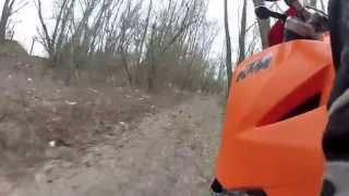 7. KTM XC 525 Desert Racing