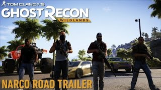 NARCO ROAD Ya está disponible! Para los poseedores del Season Pass de GHOST RECON: Wildlands