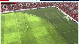 Football Manager 2011 Strawberry videosu