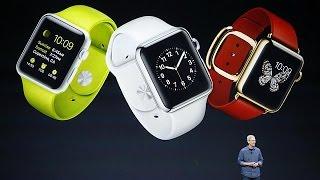 Apple'ın akıllı saati merakla bekleniyor
