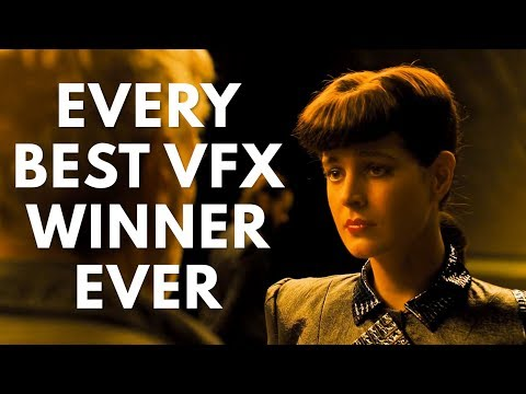 Every Best Visual Effects Winner. Ever. (1929-2018 Oscars)