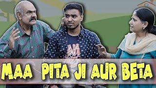 Nonton Maa Pitaji Aur Beta - Amit Bhadana  Papa maa mom dad love for papa hearttoucing video by Amit bhadan Film Subtitle Indonesia Streaming Movie Download