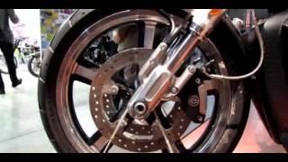 9. 2014 Harley-Davidson V-Rod Muscle VRSCF Walkaround