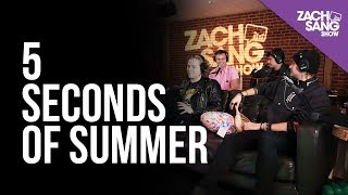 Video 5 Seconds of Summer Talks Want You Back, New Sound & One Direction MP3, 3GP, MP4, WEBM, AVI, FLV Juli 2018