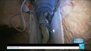 Israël-Gaza : à L'intérieur Des Tunnels Creusés Par Le Hamas