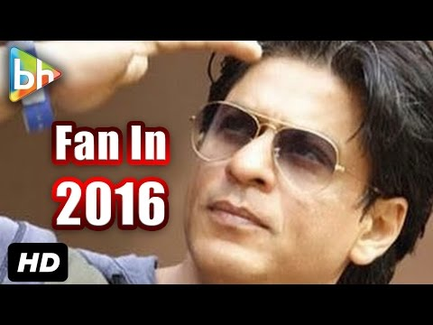Dilwale' To Be The Only Shah Rukh Khan Release In 2015 Fan Pushed To 2016