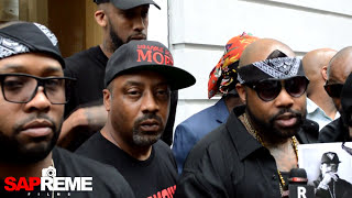 """Nonton """"Prodigy"""" Of Mobb Deep Funeral Service Part One Film Subtitle Indonesia Streaming Movie Download"""