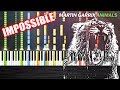 Martin Garrix - Animals - IMPOSSIBLE REMIX by PlutaX - Piano - Synthesia