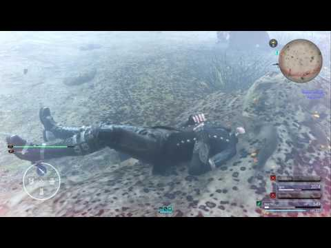 FINAL FANTASY XV Dread Behemoth Timed Hunt