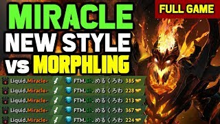 Video OMG! Miracle gets Shadowraze at lvl 1 to destroy mid Morphling - Nonstop Mango buy and use MP3, 3GP, MP4, WEBM, AVI, FLV Juni 2019