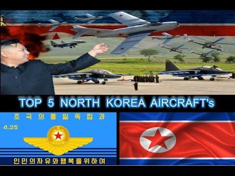 Top 5 Korean People's Army Air...