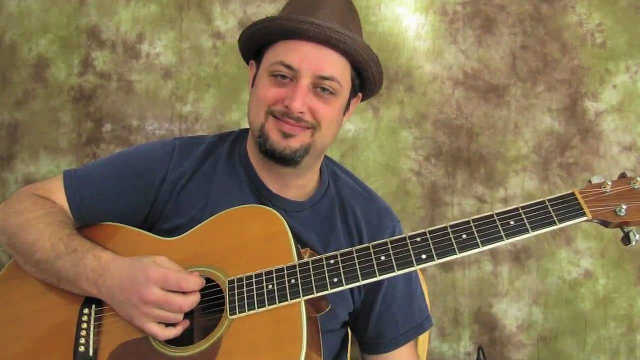 Boston – More Than a Feeling – Easy Acoustic Song on Acoustic Guitar – Guitar Lessons