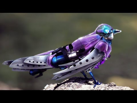 AMAZING ROBOTIC ANIMALS YOU MUST SEE!