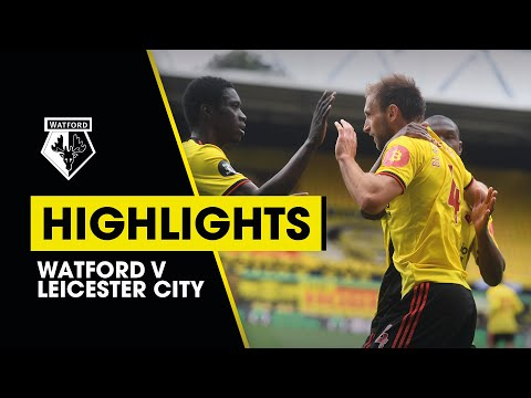 FC Watford 1-1 FC Leicester City