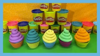 Hey there! Come join us as we reveal what toys are hiding inside our very new surprise Playdoh cupcakes. Can you believe each of the surprise play-doh cupcakes is hiding at least two surprise toys for children inside?We have some Mickey Mouse Clubhouse friends hiding, maybe a Disney Pixar Cars character, also a Disney Marvel Spiderman character and a few more. It's fun, join us!😀😀😀😀😀😀😀😀😀😀   SUBSCRIBE   😀😀😀😀😀😀😀😀😀😀Like our videos? Subscribe for more every day http://bit.ly/1N2x3rU❤️💛💙💜❤️💛💙   RECOMMENDED VIDEOS   ❤️💛💙💜❤️💛💙 Disney Jigsaw Puzzles Mickey & Minnie Mouse Pluto Goofy Donald & Daisy Duck Mickey Mouse Clubhousehttps://www.youtube.com/watch?v=7nrhS7E6rwYDinosaur Finger Family Nursery Rhyme Collection Disney Pixar Good Dinosaur with Olaf from Frozen https://www.youtube.com/watch?v=dA6xxx0Ui7oThomas & Friends: Emily Vs Thomas, Percy, Diesel, Toby, James Daddy Finger Nursery Rhyme Compilationhttps://www.youtube.com/watch?v=ZvCLZF-qnwUMickey Mouse Clubhouse Explore - Mickey Mouse Clubhouse Finger Family Children's Nursery Rhymeshttps://www.youtube.com/watch?v=dKngRJqRQXkDinosaur Finger Family Nursery Rhyme Collection Disney Pixar Good Dinosaur Big Hero 6 Hiro Baymaxhttps://www.youtube.com/watch?v=ZtajLzx5NUw