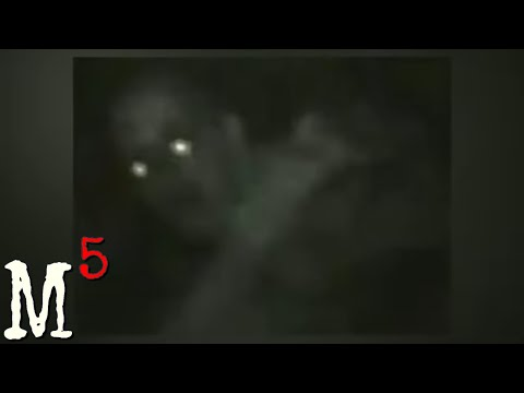 5 Scary Ghost Videos That Will Give You GOOSEBUMPS ! (Mirror Girl Ghost)