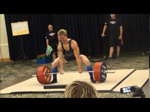 Team Sweden - Junior and Sub-Junior World Powerlifting Championships in Killeen, Texas.