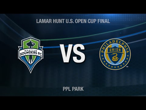 Cup - Listen in as Seattle Sounders FC take on the Philadelphia Union in the U.S. Open Cup final from PPL Park. SUBSCRIBE for more Sounders FC videos: http://sndrs.com/sbsc Visit...