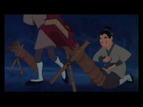LL - Lovely song from the movie Mulan! People, do not forget to check this youtube video: http://youtu.be/mwpU6X16J4w.