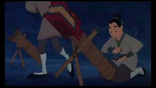 Mulan - I'll Make A Man Out Of You