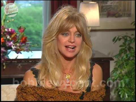 """Goldie Hawn & Steve Martin """"Housesitter"""" 1992 - Bobbie Wygant Archive"""