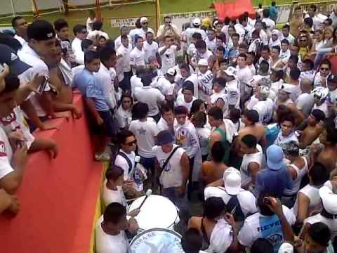 """Fasista vigilante"" La Ultra Blanca (Alianza FC El Salvador) - La Ultra Blanca y Barra Brava 96 - Alianza"