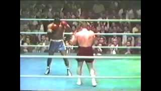 Floyd Patterson Vs Jerry Quarry (October 28, 1967)