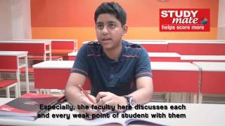 Student Speak – Priyanshu Bhattacharjee