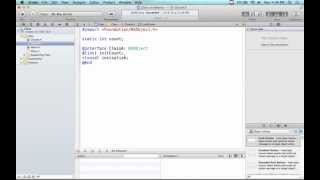 Objective-C Programming - Lecture 10a