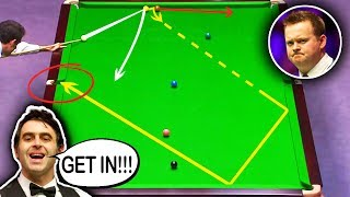 Video When SNOOKER PLAYERS Get LUCKY!! Compilation ᴴᴰ MP3, 3GP, MP4, WEBM, AVI, FLV April 2019