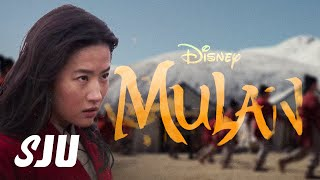 Let's Talk About That Mulan Trailer! | SJU by Clevver Movies