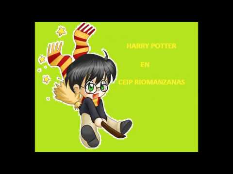 Harry Potter CEIP Rio manzanas