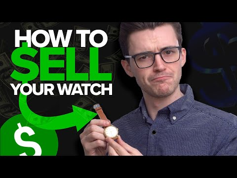 How to Sell a Watch Online: Selling One of My Watches Online Step by Step