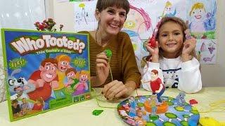 Video Kim gaz yaptı oyuncak kutusu açtık, eğlenceli çocuk videosu, who tooted toys unboxing MP3, 3GP, MP4, WEBM, AVI, FLV November 2017