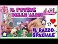 """IL RAZZO SPAZIALE """"MissiLOL""""! Una NUOVA AVVENTURA! Storie Lol Surprise By Lara e Barbara"""