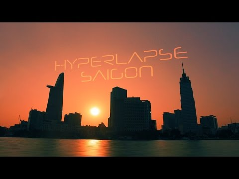 Saigon Hyperlapse