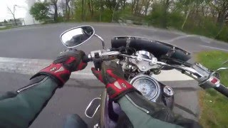 2. 2001 Yamaha V star 1100 Test Drive Review