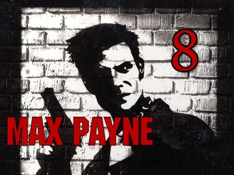 Max Payne Walkthrough – Part 8 Police Brutality (Gameplay / Commentary)