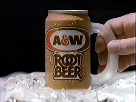 1993 A&W Root Beer Commercial