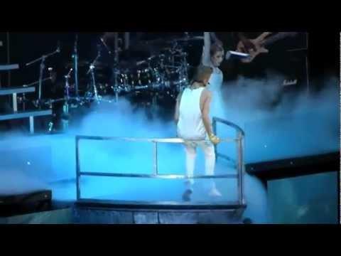Justin Bieber – Believe Tour Concert  2013 – Poland 25.03. koncert w Łodźi