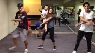 Loisa Andalio JUMPSHOT Challenge with James Daren and Josh Junio Video
